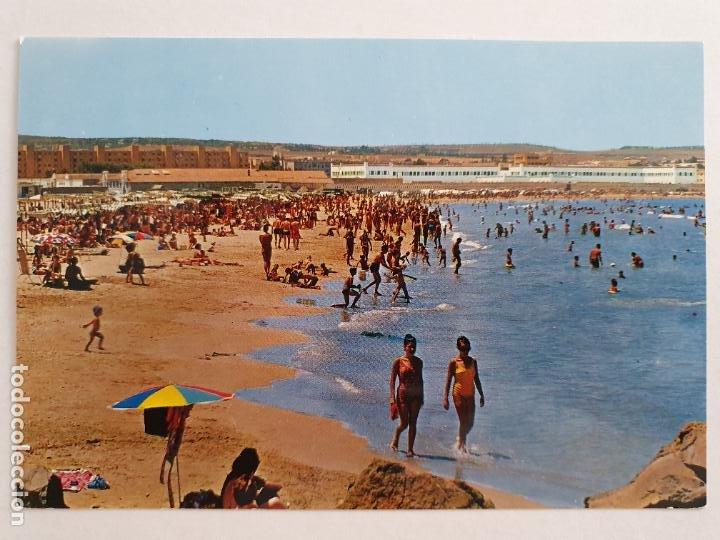 MELILLA - PLAYA DE LA HÍPICA - LAXC - P58055 (Postales - España - Melilla Moderna (desde 1940))
