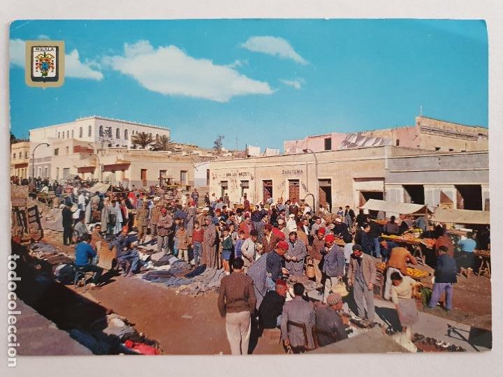 MELILLA - ZOCO - LAXC - P58056 (Postales - España - Melilla Moderna (desde 1940))