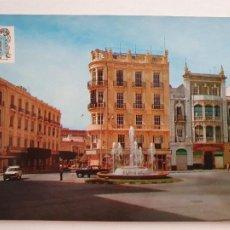 Postales: MELILLA - PLAZA DEL COMANDANTE BENITEZ - LAXC - P58059. Lote 278389713