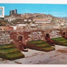 Postales: MELILLA - BATERÍA DE LA MURALLA REAL - LAXC - P58062. Lote 278390308