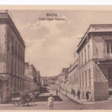 Postales: MELILLA, CALLE GRAN CAPITAN. ED. ESPAÑA NUEVA. SIN CIRCULAR. Lote 278616373
