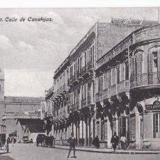 Postales: MELILLA, CALLE DE CANALEJAS. ED. BOIX HERMANOS Nº 11. SIN CIRCULAR. Lote 278797743