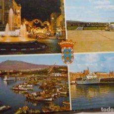 Postales: POSTAL MELILLA.-BELLEZAS DE LA CIUDAD. Lote 279481333