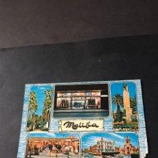 Postales: POSTAL DE MELILLA PALACIO ORIENTAL- BONITAS VISTAS - LA DE LA FOTO VER TODAS MIS. Lote 281958618