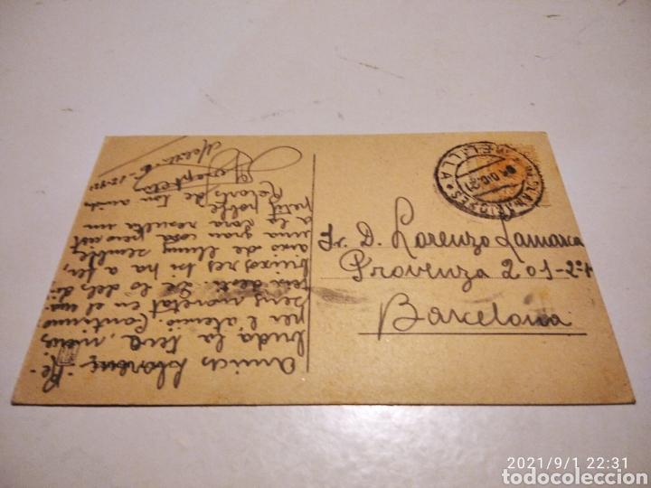 Postales: Postal antigua 1921 Árabe - Foto 2 - 285155383