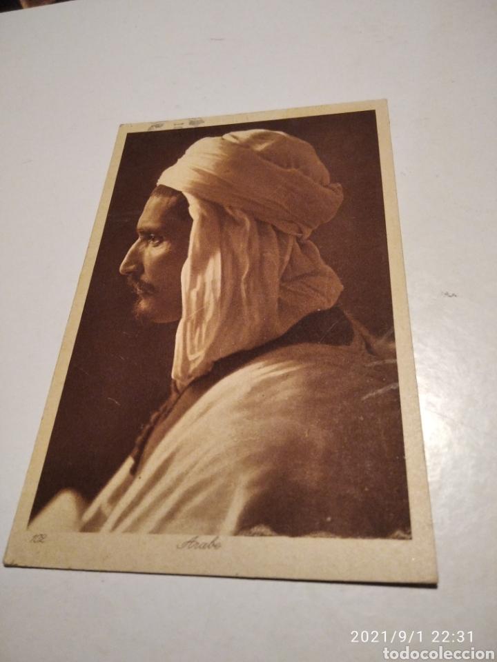 POSTAL ANTIGUA 1921 ÁRABE (Postales - España - Melilla Moderna (desde 1940))