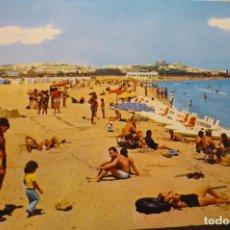 Postales: POSTAL MELILLA PLAYA DE LOS CARABOS. Lote 285163203