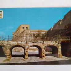 Postales: POSTAL MELILLA PUENTE FOSO HORNABEQUE RV 213. Lote 286148393
