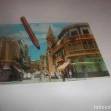 Postales: POSTAL AÑO 1967 - MELILLA - CALLES EJÉRCITO ESPAÑOL Y LÓPEZ MORENO ,ESCRITA CON SELLO 1.50 PTAS. Lote 288374588
