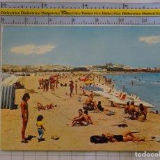 Postales: POSTAL DE MELILLA. AÑO 1972. PLAYA DE LOS CÁRABOS. 16 MONTERO. 971. Lote 289818693