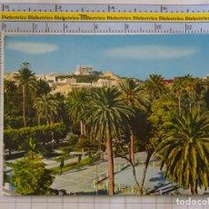 Postales: POSTAL DE MELILLA. AÑO 1975. PARQUE HERNÁNDEZ DETALLE 1417 MONTERO. 972. Lote 289818858