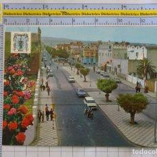 Postales: POSTAL DE MELILLA. AÑO 1978. BARRIO DEL REAL ENTRADA NUEVA. BAR CINEMA CERVEZA AGUILA DORADA. 977. Lote 289820163