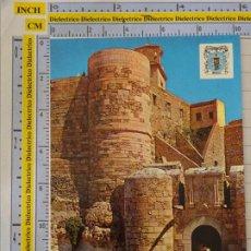 Postales: POSTAL DE MELILLA. AÑO 1978. CIUDAD ANTIGUA PUERTA DE SANTIAGO 5483 PERLA. 983. Lote 289821673