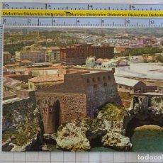 Postales: POSTAL DE MELILLA. AÑO 1979. VISTA PARCIAL CON EDIFICIO ÁNFORA Y HOTEL. 26 CARMAR. 984. Lote 289821788