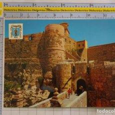 Postales: POSTAL DE MELILLA. AÑO 1978. CIUDAD VIEJA PUERTA DE SANTIAGO. 5496 PERLA. 994. Lote 289822888