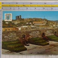 Postales: POSTAL DE MELILLA. AÑO 1978. BATERÍA DE CAÑONES DE LA MURALLA REAL. 5470 PERLA. 995. Lote 289822978