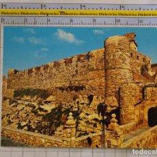 Postales: POSTAL DE MELILLA. AÑO 1979. MURALLA Y PUERTA DE SANTIAGO. 5820 PERLA. 998. Lote 289823183