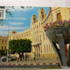 Postales: POSTAL MELILLA.-PL-.ESPAÑA Y PALACIO MUNICIPAL. Lote 292072923