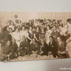 Postales: TARJETA POSTAL FOTOGRAFICA DE MELILLA MILITAR 1928 FIESTA EN LA HIPICA. Lote 293458248
