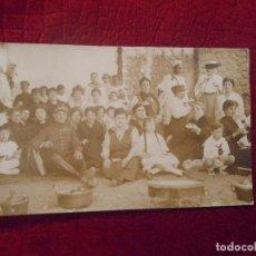 Postales: TARJETA POSTAL FOTOGRAFICA DE MELILLA MILITAR GENTES. Lote 293490208