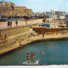 Postales: POSTAL MELILLA CLUB NAUTICO ESCRITA. Lote 294033343