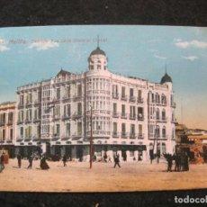 Postales: MELILLA-ENTRADA A LA CALLE GENERAL CHACEL-POSTAL ANTIGUA-(85.057). Lote 294453883