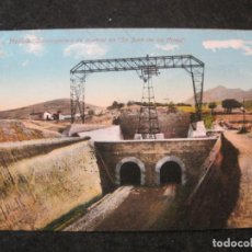 Postales: MELILLA-DESCARGADERO DE MINERAL SAN JUAN DE LAS MINAS-POSTAL ANTIGUA-(85.059). Lote 294454163