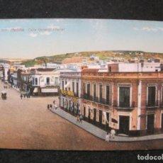 Postales: MELILLA-CALLE GENERAL CHACEL-POSTAL ANTIGUA-(85.061). Lote 294454388