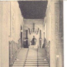 Postales: POSTAL DEL MUSEO DE ARTILLERIA-ESCALERA PRINCIPAL. Lote 18508691