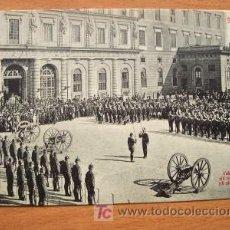 Postales: POSTAL PARADA MILITAR EN ESTOCOLMO PRINCIPIOS DEL SIGLO XX.. Lote 16428067