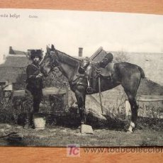 Postales: POSTAL DE LA ARMADA BELGA - EN LA FOTO GUIA - PRINCIPIOS SIGLO XX. Lote 16445054