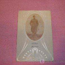 Postales: MAHON SOLDADO 1928 . Lote 11724682
