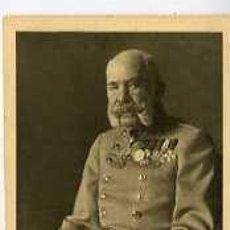 Postales: POSTAL MILITAR KAISER FRANZ JOSEPH. Lote 5838118