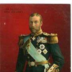 Postales: POSTAL MILITAR SU MAJESTAD JORGE V. Lote 5838262