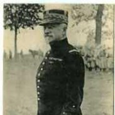 Postales: POSTAL MILITAR GENERAL BALFOURIER. Lote 5838271