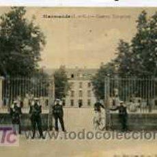 Postales: POSTAL MILITAR MARMANDE FRANCIA CUARTEL MILITAR CIRCULADA. Lote 5838640