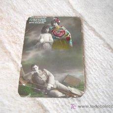 Postales: POSTAL FOTOGRAFICA COLOREADA CON SOLDADO DE INFANTERIA. Lote 22843684
