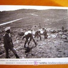 Postales: POSTAL MILITAR ANTIGUA. AÑO 1908. ESCENAS Y TRABAJOS 10.. Lote 25757687