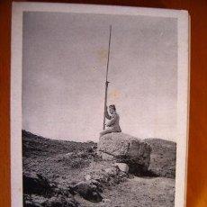 Postales: POSTAL MILITAR ANTIGUA. AÑO 1908. ESCENAS Y TRABAJOS 16.. Lote 25757691