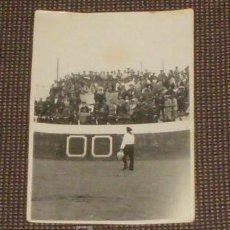 Postales: AGUADOR PRESIDENCIA DE LA CORRIDA DE LA FIESTA DEL EJERCITO. 7 10 1933.. Lote 19090148