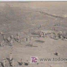 Postales: POSTAL MILITAR, ACADEMIA DE INFANTERIA, TOLEDO, AÑO 1912 Nº39, CONSTRUCCION DE UN REDUCTO. Lote 7836614