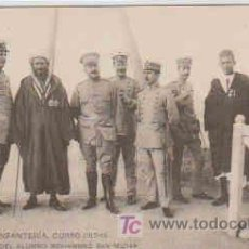 Postales: POSTAL MILITAR, ACADEMIA DE INFANTERIA DE TOLEDO CURSO 1913-14,INGRESO DE MOHAMMET BEN-MIZIAN. Lote 7863314
