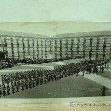 Postales: ZARAGOZA ACADEMIA GENERAL MILITAR. HACIA 1930. Lote 27243881