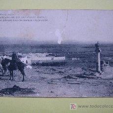 Postales: CAMPAÑA DEL RIF - 1921 - MONTE ARRUIT. Lote 8196125