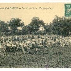 Postales: CAMPO DE VALDAHON. Lote 8082701