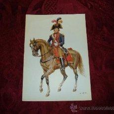 Postales: PATRIOTISCHE ARMEE 1789. Lote 9363722