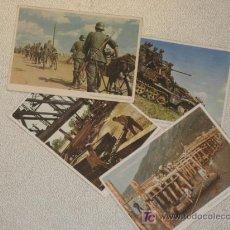 Postales: POSTALES DE PROPAGANDA ALEMANAS II G. M.. Lote 27548410