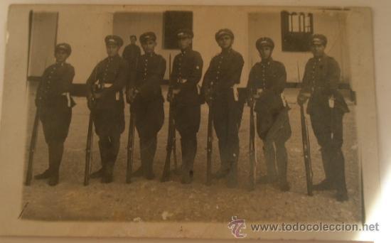 POSTAL SOLDADOS, ESCRITA (Postales - Postales Temáticas - Militares)