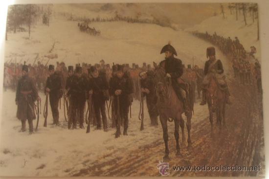 POSTAL SOLDADOS, DIBUJADA (Postales - Postales Temáticas - Militares)