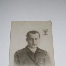 Postales: JOSÉ ANTONIO PRIMO DE RIVERA . JEFE NACIONAL DE FALANGE ESPAÑOLA. SIN CIRCULAR . Lote 19261792
